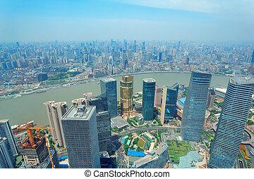 Shanghai aerial
