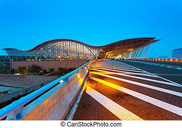 shanghai airport