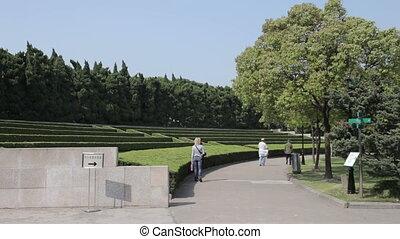 long hua martyrs cemetery