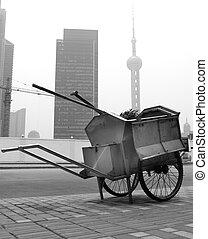 shanghai, fonctionnement
