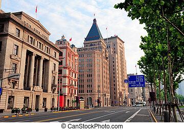 Shanghai historic architecture