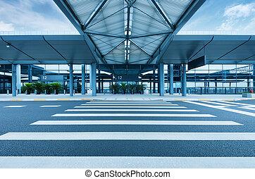 Shanghai Hongqiao Airport Terminal