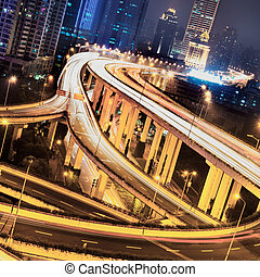 Shanghai interchange