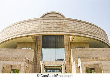 Shanghai Museum, China