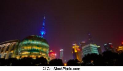 shanghai, nacht