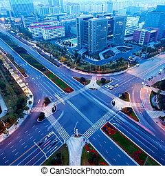 shanghai, noturna