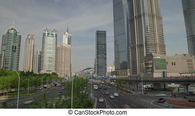 Shanghai overpas hyperlapse