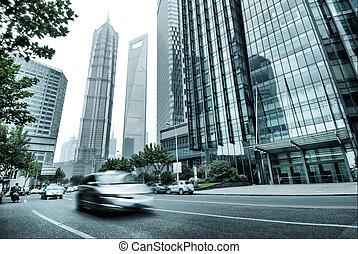 shanghai, rues