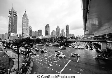 Shanghai street view