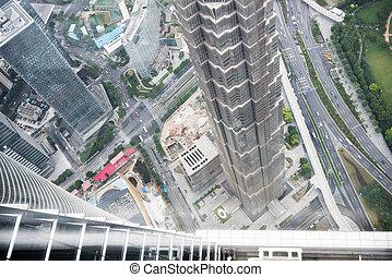 Shanghai Urban landscape