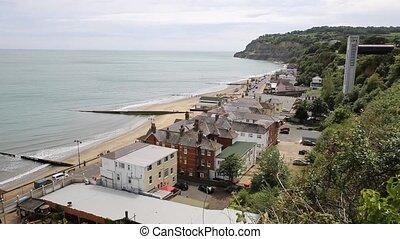 Shanklin bay Isle of Wight - Shanklin Isle of Wight popular...