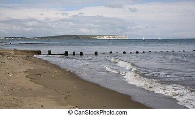 Shanklin beach Isle of Wight - Shanklin Isle of Wight...