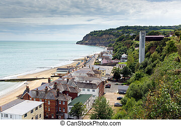 Shanklin Isle of Wight England uk