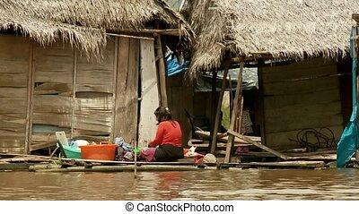 shanty gemeente, southamerica