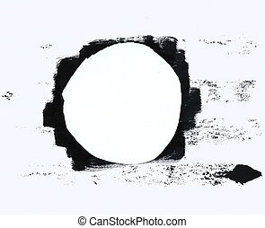 shapes in the form of a circle.