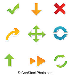 shapes of arrow