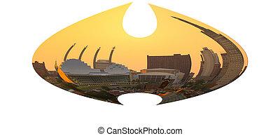 shapes;kansas city
