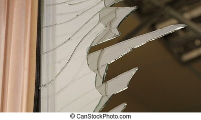 Shards Of Broken Window