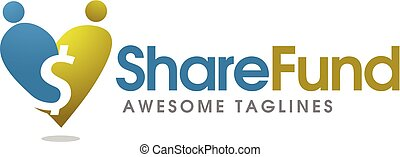 share business logo vector,