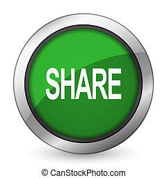share green icon
