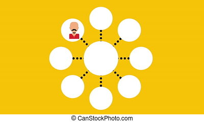 share icon design, Video Animation HD1080