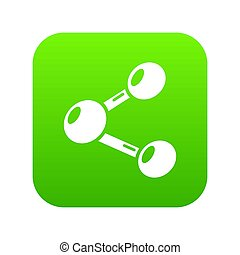 Share icon green
