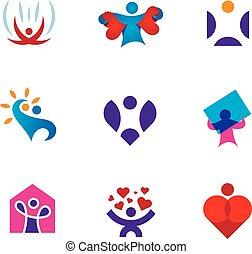 Share love emotion heart shape envi
