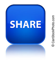 Share special blue square button