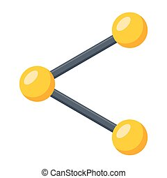 Share Vector Icon