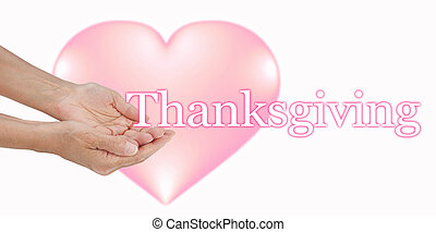Share your Love at Thanksgiving