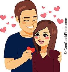 Sharing Heart Love