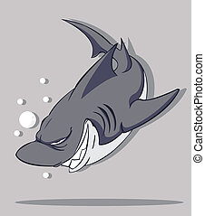 shark., וקטור