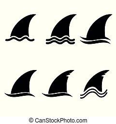 Shark fin Clip Art Vector and Illustration. 2,867 Shark ...