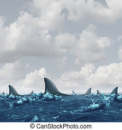 Shark Infested Waters