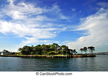 Shark Island is an island in Sydney Harbour, Australia. It is a recreation reserve and part of the Sydney Harbour National Park