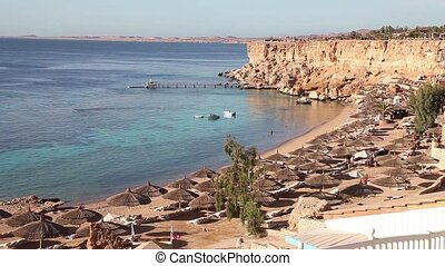Sharm El Sheikh Beach, Egypt