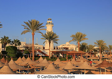 Sharm el-Sheikh resort