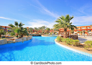 Sharm El Sheikh resort