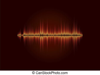 Sharp fire waveform