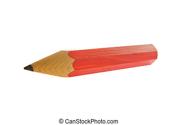 Sharp Red Pencil
