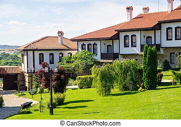Shato Medovo in Bulgaria