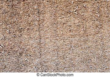 Shattered straw - silage - Silage is a fermented straw...