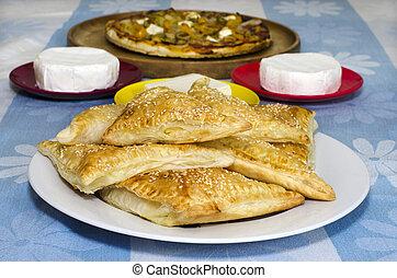 Shavuot Jewish Holiday Food
