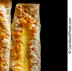 Shawarma - roll with meat