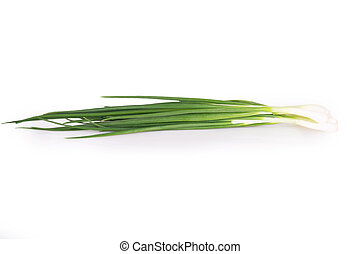sheaf of young onions