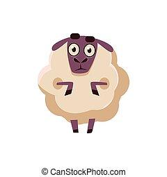 sheep, 地位, 気絶させられた