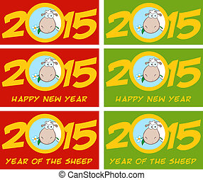 sheep, 2015, numeri, anno