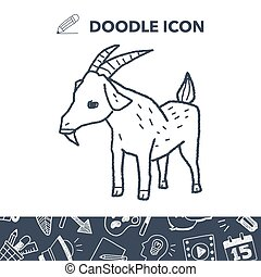 sheep doodle