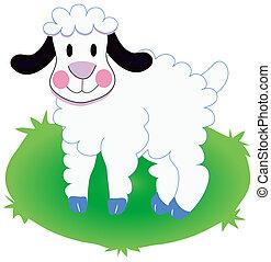 sheep, gráfico