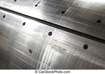 sheet metal abstract textured background